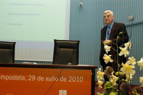 Jaime Bouzada Romero Director Xeral de Avaliación e Reforma Administrativa Consellería de Presidencia, Administracións Públicas e Xustiza  - Xornadas sobre A Modernización da Administración Autonómica de Galicia